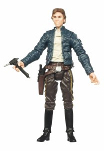 Star Wars The Vintage Collection Empire Strikes Back Han Solo Bespin 3 3/4 AF