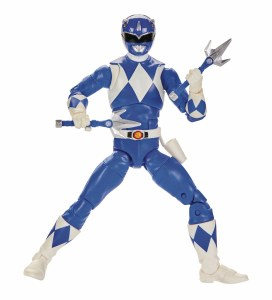 Power Rangers Lightning Collection Mighty Morphin Blue Ranger AF
