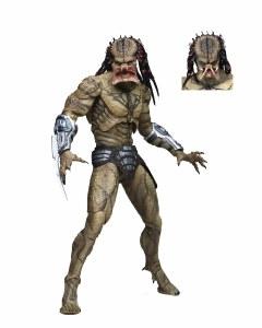 Predator Unarmored Assassin Predator Ultimate Deluxe Action Figure