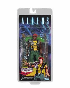 Aliens Series 13 Sgt Apone Kenner Tribute Action Figure