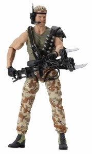 Aliens Space Marine Drake Kenner Tribute 7 in Action Figure