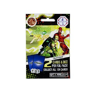 DC Dice Masters Green Arrow and the Flash Gravity Feed Packs