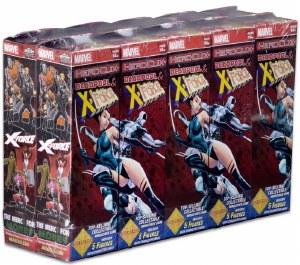 Heroclix Deadpool & X-Force Booster
