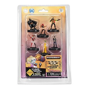 Heroclix Harley Quinn & the Gotham Girls Fast Forces