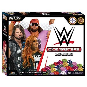 Dice Masters WWE Campaign Box