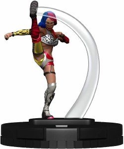 Heroclix WWE Asuka Expansion Set