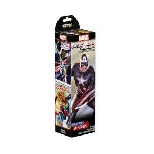 Heroclix Captain American and the Avengers Booster