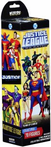 Heroclix Justice League Unlimited Booster Pack