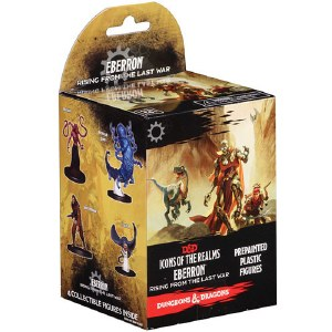 Dungeons & Dragons Miniatures: Icons of the Realms Ebberon Rising From the Last War Miniatures Blind Box