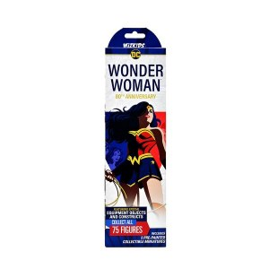 DC HeroClix Wonder Woman 80th Anniversary Booster Pack