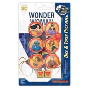 Heroclix Wonder Woman 80th Anniversary Dice & Token Pack