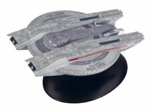 Star Trek Discovery Fig Mag #11 USS Shran NCC-1413