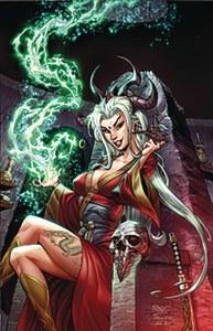 Shang #1 Cvr C Royle