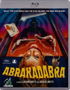 Abrakadabra Blu ray
