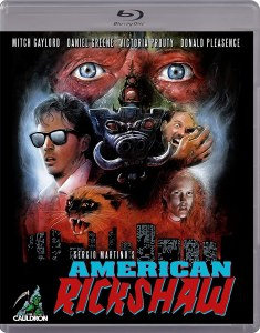 American Rickshaw Blu ray