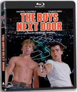 Boys Next Door Blu ray