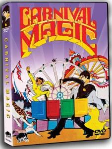 Carnival Magic DVD