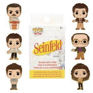 POP Pins Seinfeld Blind Box Mini Pin