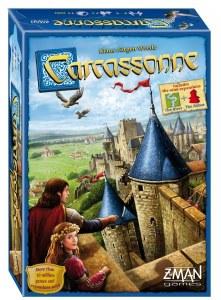 Carcassonne Base Set New Edition