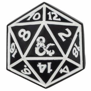 Dungeons & Dragons D20 Pin