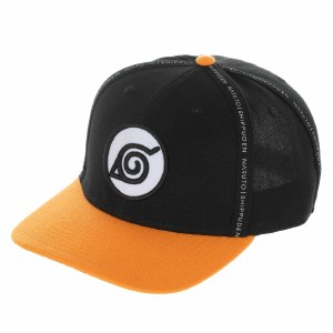 Naruto Taping Pre-Curved Snapback