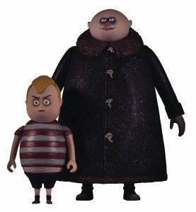 5 Points The Addams Family Fester/Pugsley/Thing AF Pack