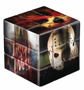 Friday the 13th 2009 Jason Puzzle Blox