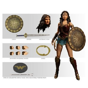 One-12 Collective Wonder Woman Movie Wonder Woman AF