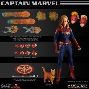 One-12 Collective Captain Marvel AF