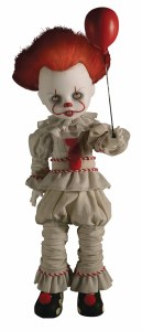 Living Dead Dolls Presents It 17 Pennywise Doll
