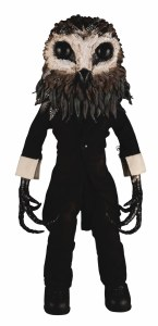 Living Dead Dolls Presents Lord of Tears Owlman Figure