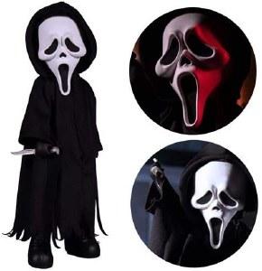 Living Dead Dolls Scream Ghostface Doll
