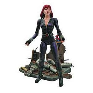Marvel Select Black Widow AF