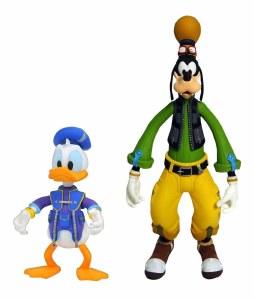 Kingdom Hearts 3 Select Goofy & Donald AF
