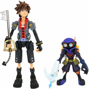 Kingdom Hearts 3 Select Series 2 Toy Story Sora Action Figure
