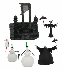 Nightmare Before Christmas Select Series 7 Big Vampire Action Figure