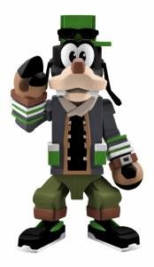 Kingdom Hearts Toy Story Goofy Vinimate