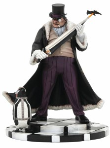 DC Gallery Penguin Comic Version PVC Figure