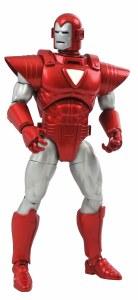 Marvel Select Silver Centurion Iron Man Action Figure