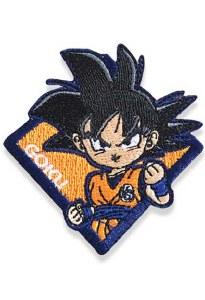 Dragon Ball Super Goku Icon Patch