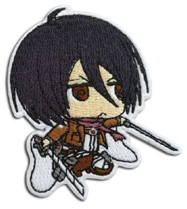 AOT S2 Mikasa Patch