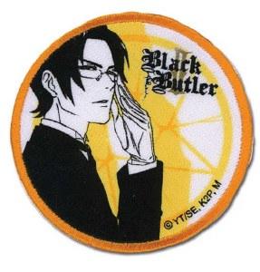 Black Butler Claude Patch