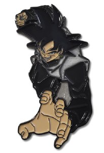 Dragon Ball Super Goku Black Pin