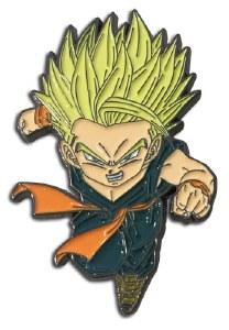 Dragon Ball Super Ss Trunks Pin