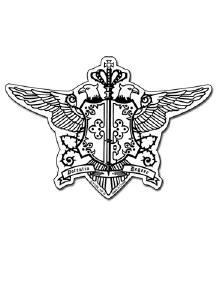 Black Butler Crest Sticker