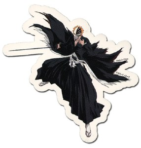 Bleach Vizard Ichigo Sticker
