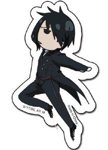 Black Butler Sebastian Sticker