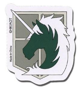Attack On Titan Military Police Regiment Sticker