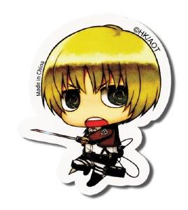 Attack On Titan Armin SD Sticker