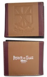 Attack on Titan Cadet Corps Wallet